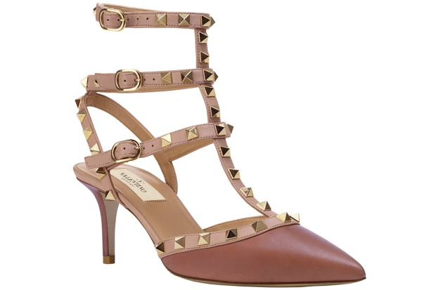 2010: Valentino's Rockstud propels the brand towards €1bn revenues