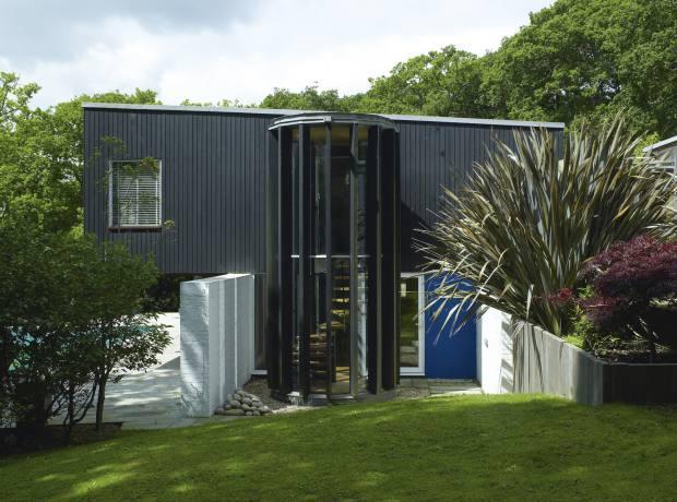 Spence House near Beaulieu, Hampshire.