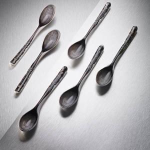 Bone china spoons, £5 each
