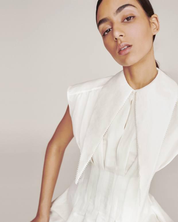 Loewe linen and cotton dress, £1,700