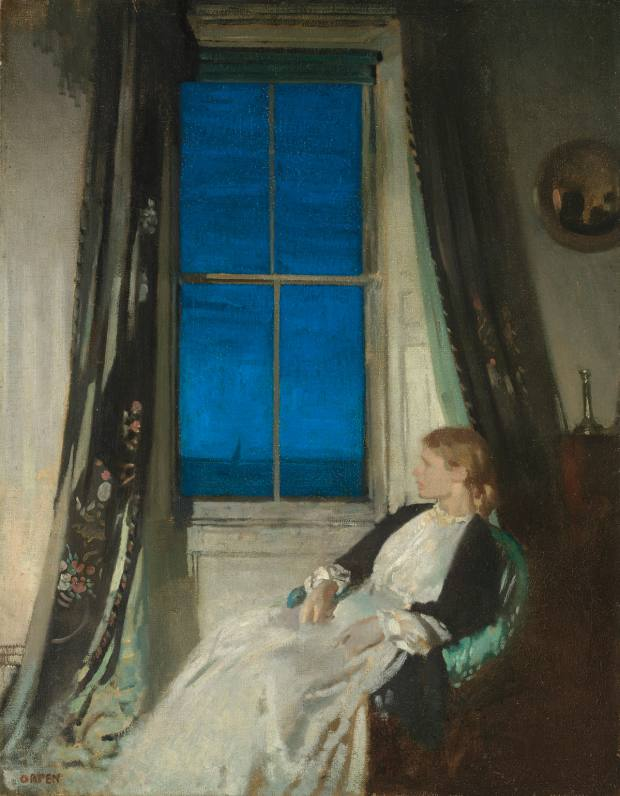 Night by William Orpen, £50,000-£80,000