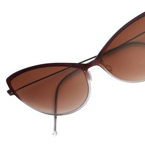 Lindberg 6516 NOW sunglasses with titanium arms, £290
