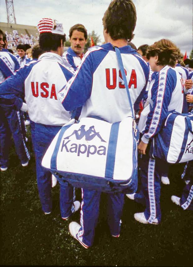 Kappa was among the first sportswear brands to sponsor athletes