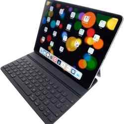 iPad Pro, from £769; Smart Keyboard Folio, from £179