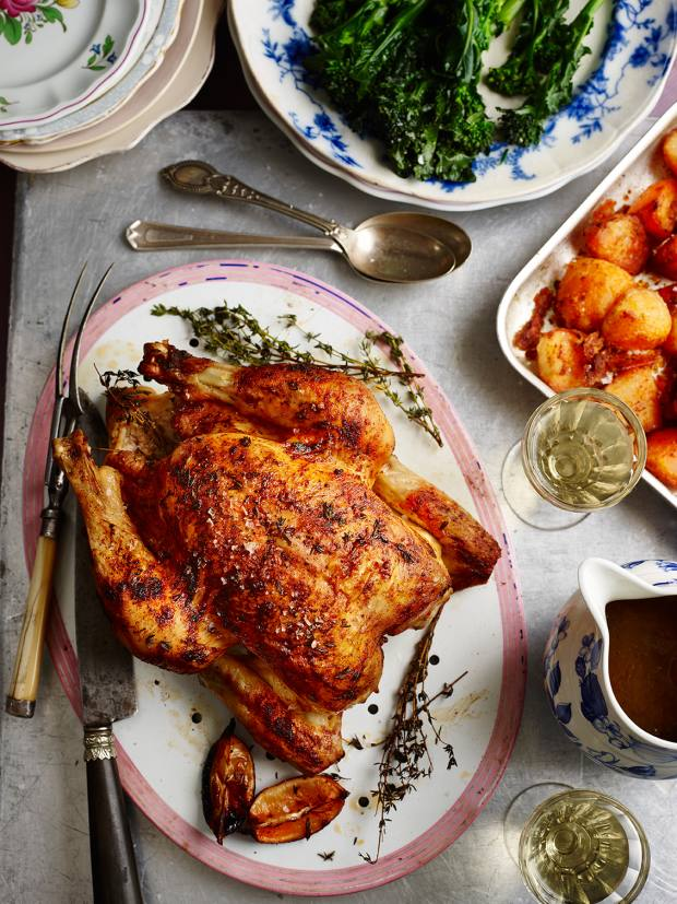 The Social Kitchen's Dani Tucker will share her roast chicken recipe with masterclass participants