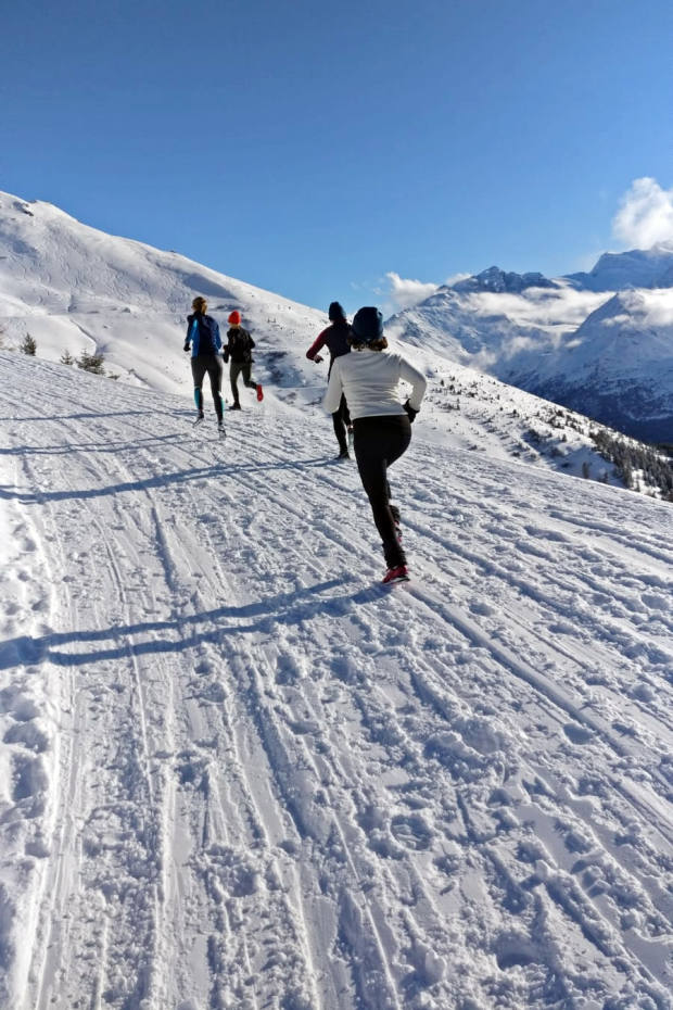 High-intensity training at high altitude – with distracting views