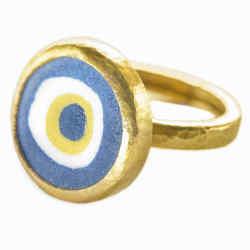 Gurhan evil-eye ring, from $1,950