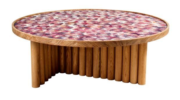 Fernando Laposse oak and Totomoxtle table, €5,800