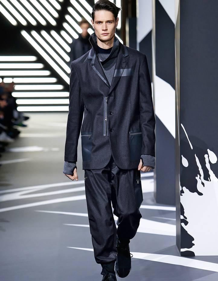 99a9c140adff Men s tailoring meets sportswear