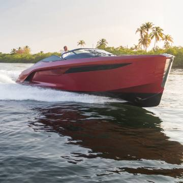The Princess R35, from £690,000