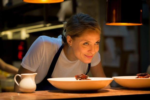 Head chef Flavia Borawska