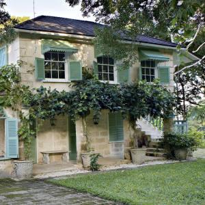 Fustic House in Barbados