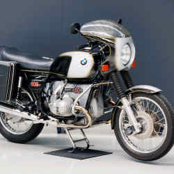 1975 R90S, sold for A$15,500 (about £8,865) at Shannons