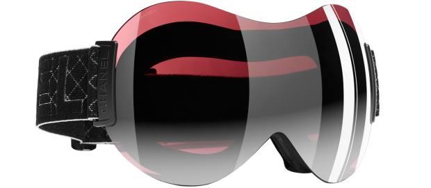Chanel goggles, £650