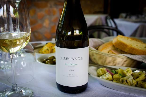 Tasca d'Almerita's BuonoraCarricante, £20 for 750ml