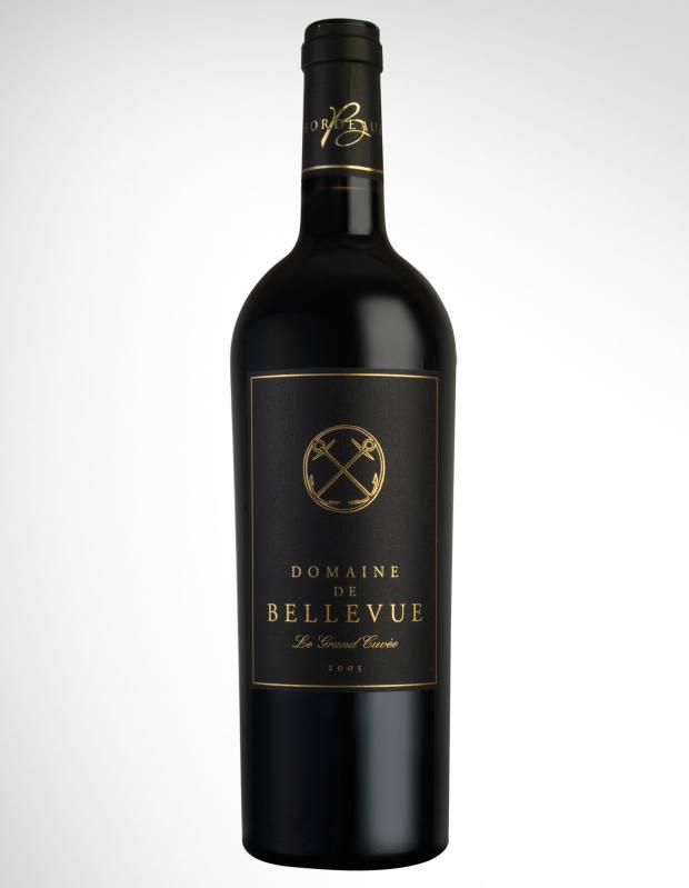 The 2005 vintage, £200 per bottle