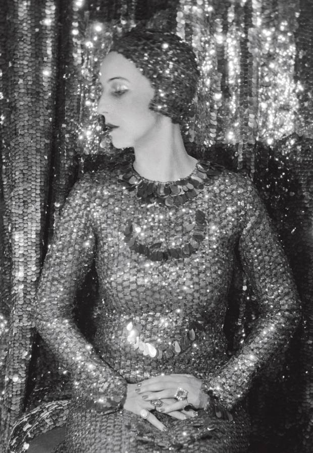 Paula Gellibrand, Marquesa de Casa Maury in the late 1920s/early 1930s