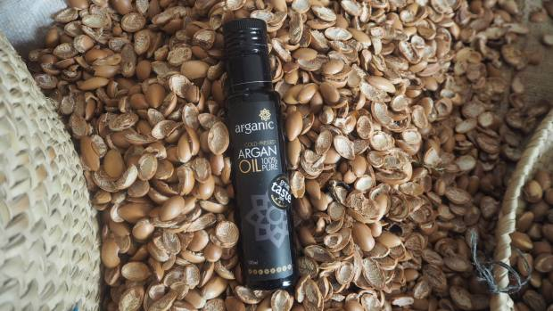 Arganic's culinary oil has earned Yotam Ottolenghi's seal of approval