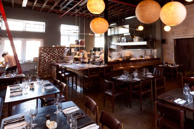The Test Kitchen – one of Mourad Mazouz's favourite Cape Town restaurants