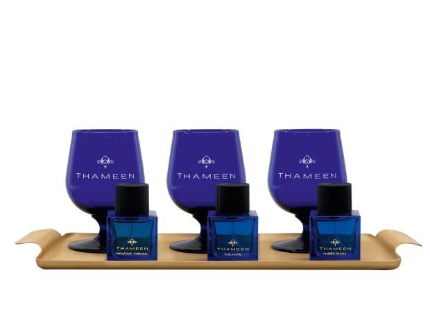 Thameen Luxury Perfume Experience at Selfridges