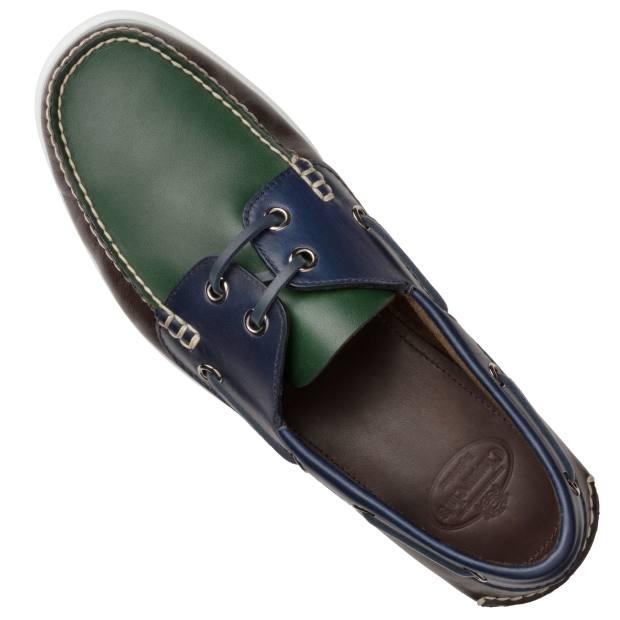 Church's Marske boat shoes, £320
