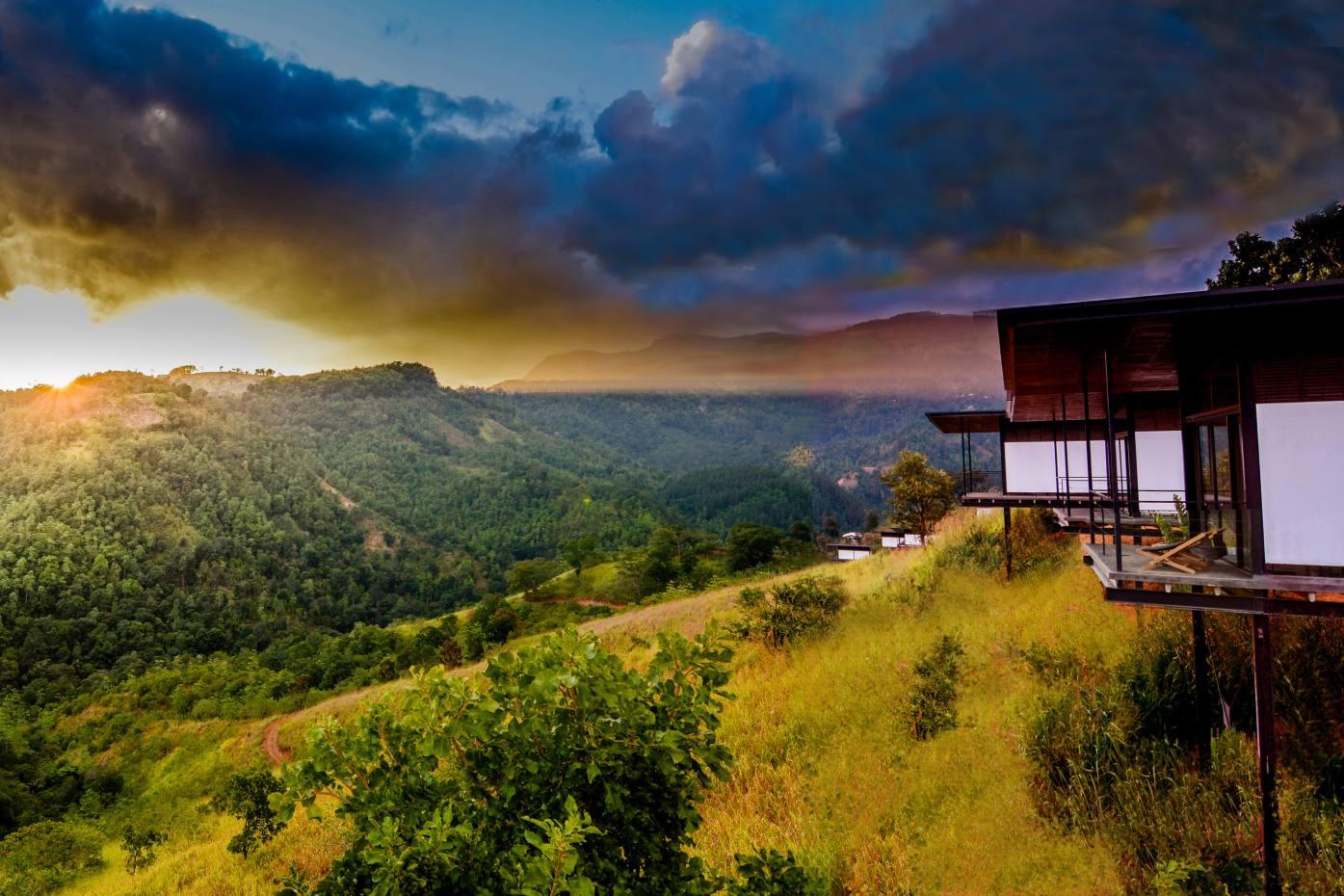 The Santani wellness retreatoutside Narampanawa