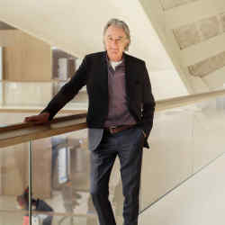 Paul Smith at the Design Museum