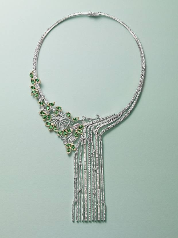 Boodles Wonderland: Always a Story – The Songbird & The Waterfall