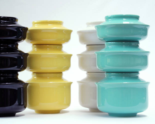The bowls are now available in four new colours
