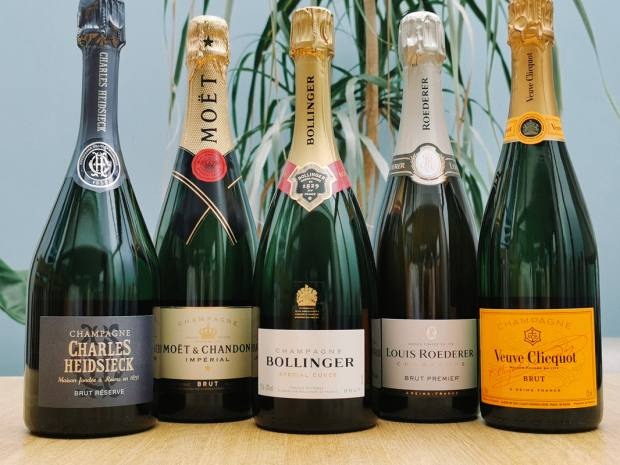 The Finest Bubble is offering a champagne tasting
