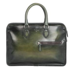 Berluti Un Jour briefcase, £1,190. Also in blue