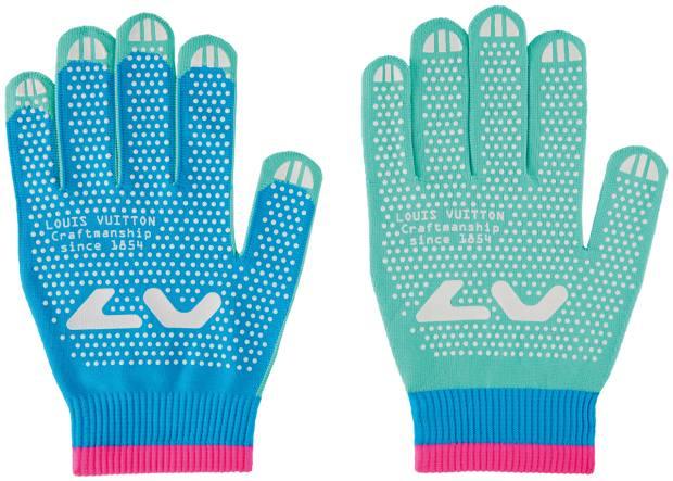 Louis Vuitton gloves, £235