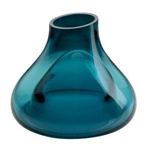 Ligne Roset Upsidedown vase (24cm high) by Christian Ghion in hand-blown glass, £215