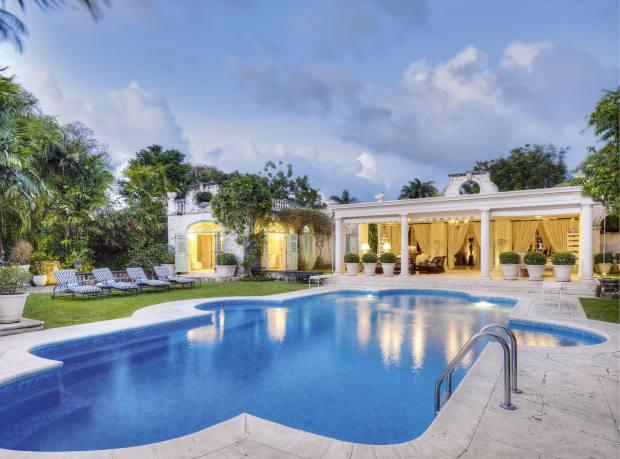 Leamington Pavilion in Barbados