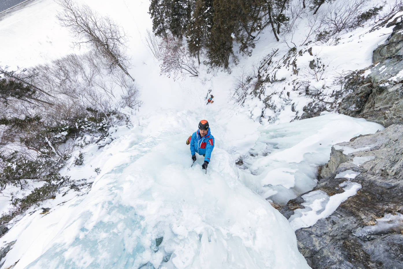 Hitting the extreme ice trails of Quebec