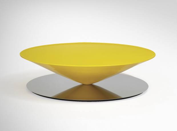 La Chance metal Float table, €2,400