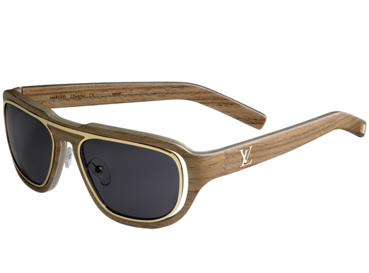 63345b4c5ed0 Louis Vuitton wooden sunglasses | How To Spend It