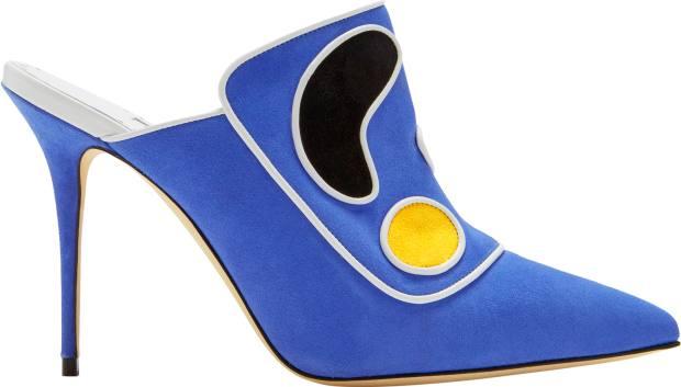 Manolo Blahnik heels,£725