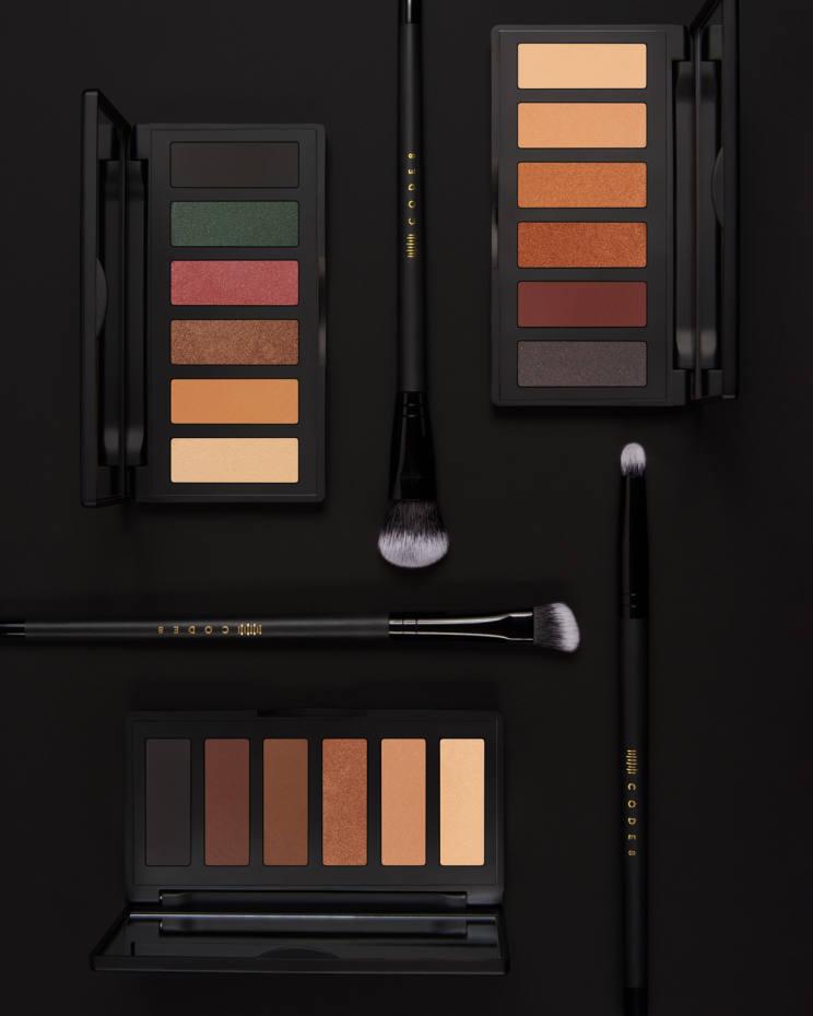 Code8 Iconoclast eyeshadow palettes, £45 each