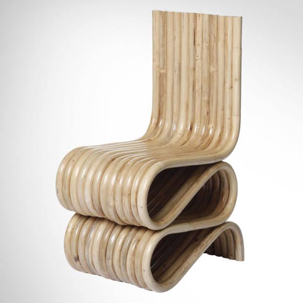 D'après Gehry chair, £1,400, by Emilie Voirin.