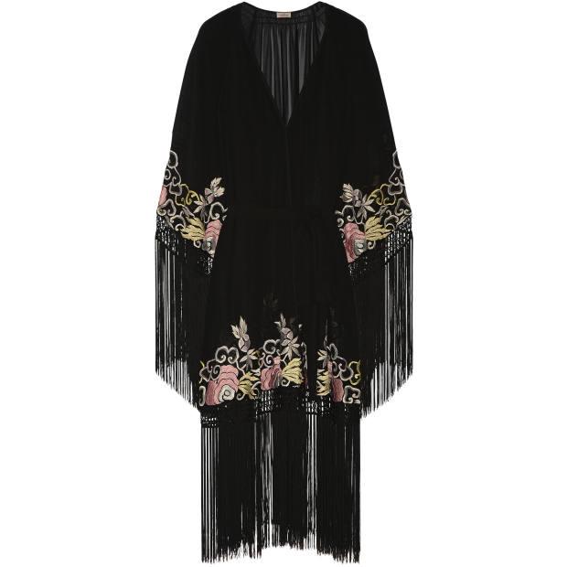 Talitha silk kimono, £695