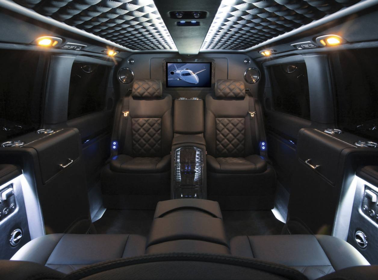 Carisma interior conversion, from £62,500