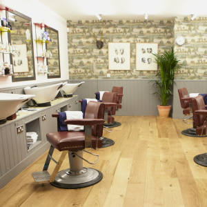 The Shoreditch outpost of Murdock's traditional barber shop