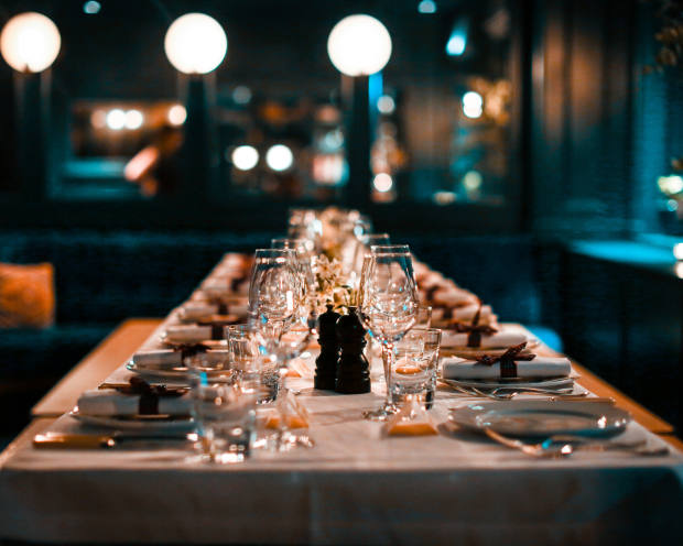 The culinary events will mark special occasions such as Burns Night and Valentine's Day