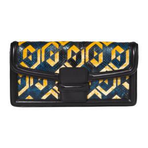 Dries Van Noten leather clutch, £540