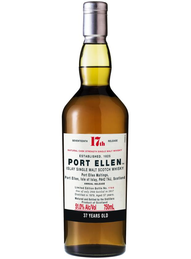 Port Ellen Islay single malt whisky