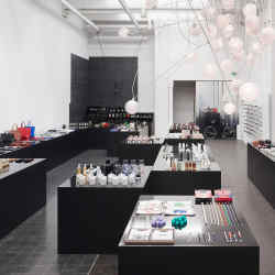 Berlin store Andreas Murkudis is housed in a former industrial space