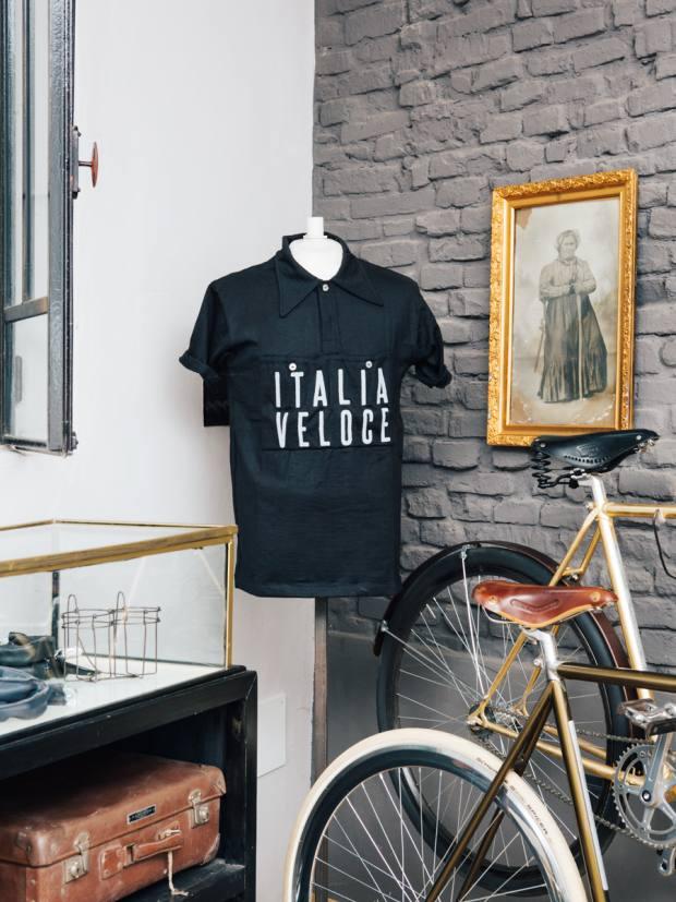 Woollen jersey, €90