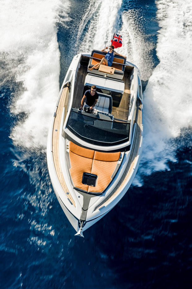 The Fairline F//Line 33, from £314,400