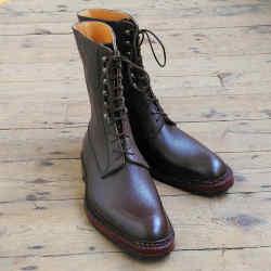 Carréducker x James Purdey & Sons calf-length boots, from £3,650